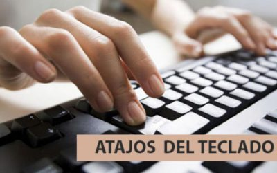 Atajos de teclado para Windows