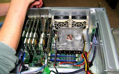 ¿Qué es el mantenimiento informático en una empresa?